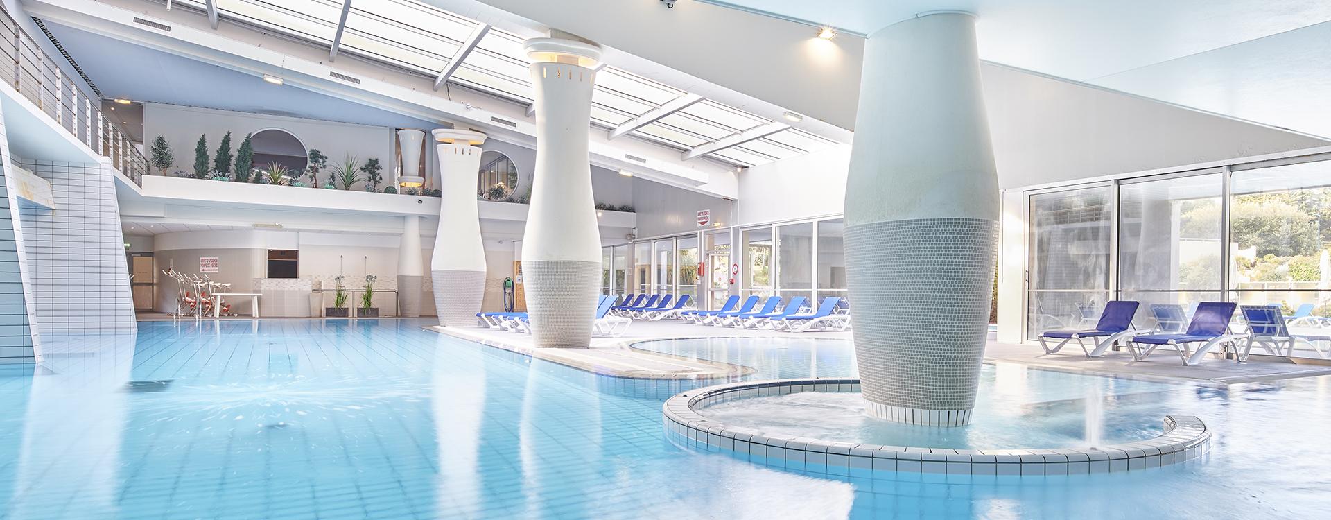 Jardins atlantique piscine