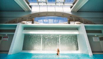 Espace aquatique - Hôtel*** Les Jardins de l'Atlantique