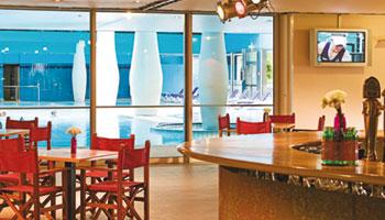 Bar - Hôtel*** Les Jardins de l'Atlantique