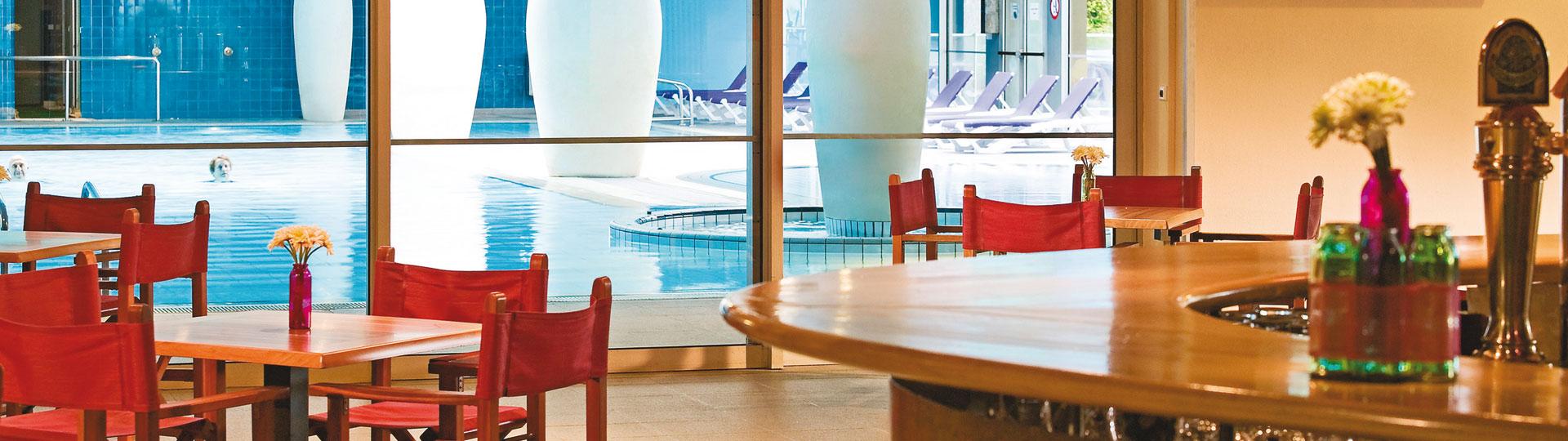 Restaurant Bar - Hôtel *** Les Jardins de l'Atlantique