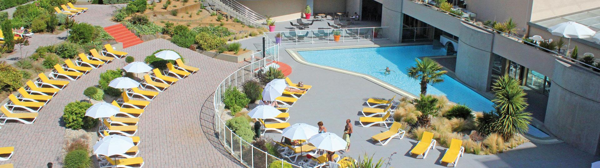 Spa - Hôtel*** Les Jardins de l'Atlantique