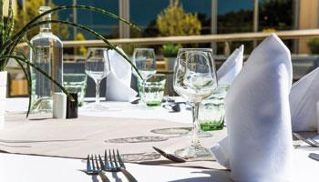 Restaurant - Hôtel*** Les Jardins de l'Atlantique
