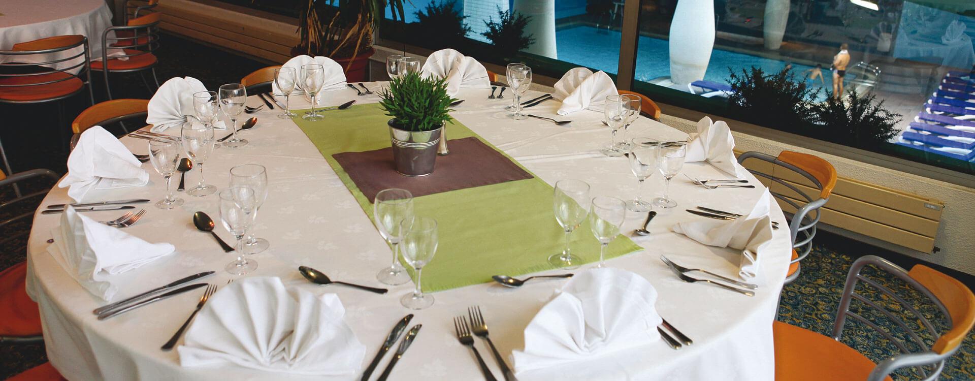 Restaurant - Hôtel *** Les Jardins de l'Atlantique