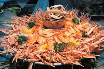 specialite poisson sables olonne