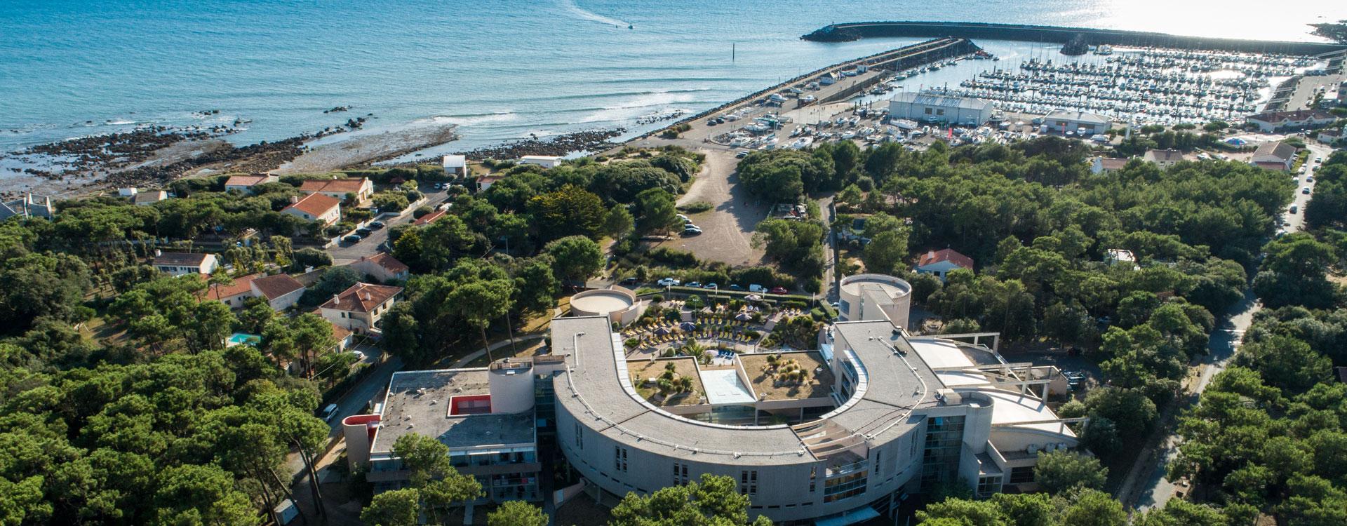 hotel jardins atlantique - sables olonne