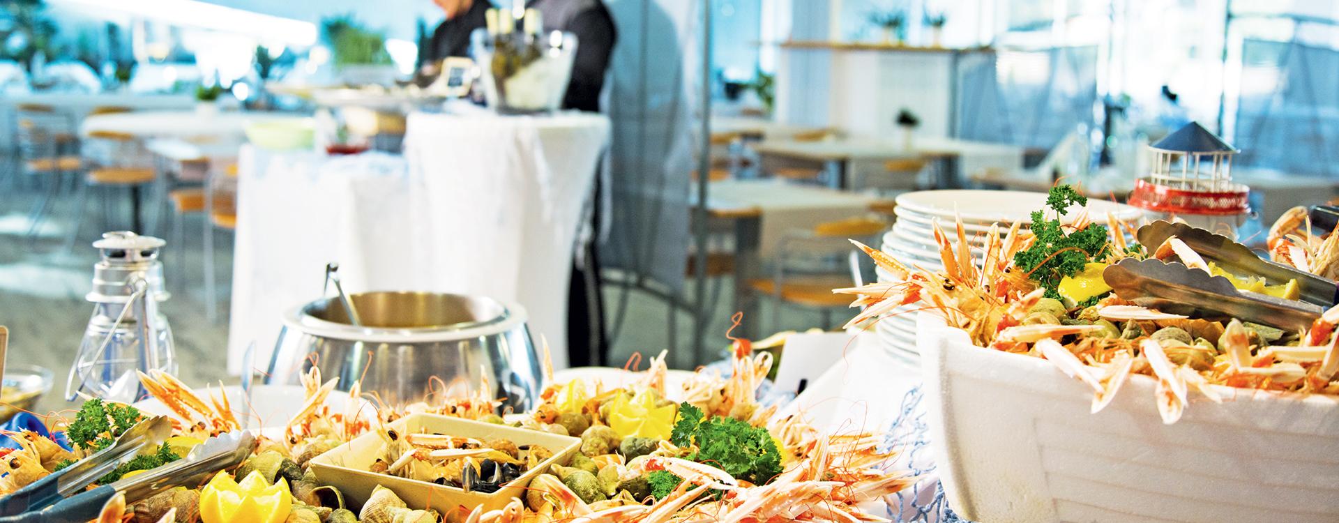 Restaurant Jardins de l'Atlantique