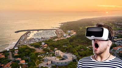 realite virtuelle jardins atlantique