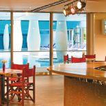 bar vue mer hotel les jardins de l'atlantique