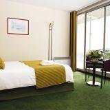 Chambre double -Hôtel *** Les Jardins de l'Atlantique